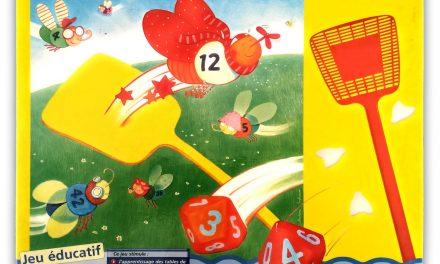 Réviser les tables de multiplication avec des tapettes à mouches !