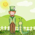 Un DIY pour les petits: La chenille numérique